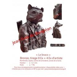 Le Braco (bronze)