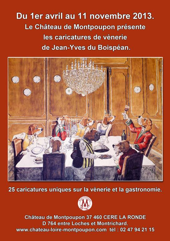 Jean-Yves du Boispéan Montpoupon