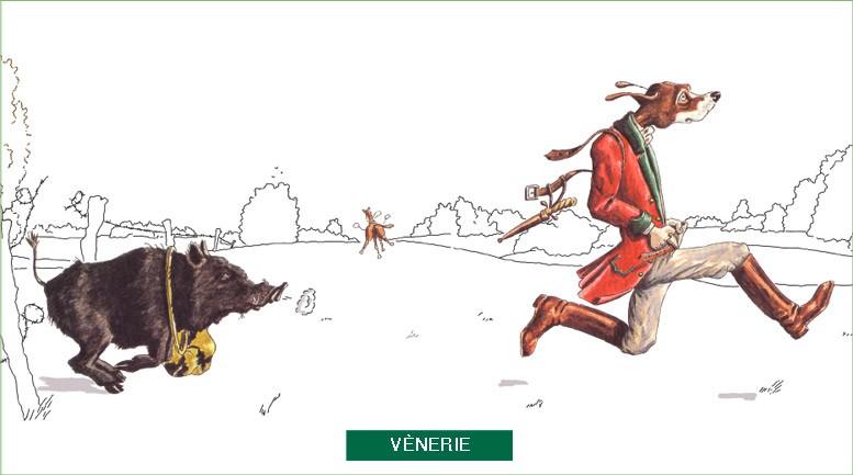 Vénerie - Jean Yves du Boispean