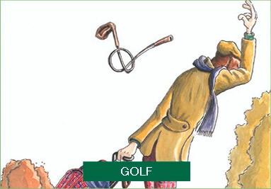 Golf - Jean-Yves du Boispéan